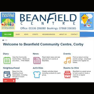 Beanfield Centre, Corby