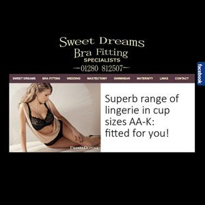 Sweet Dreams Lingerie shop, Buckingham
